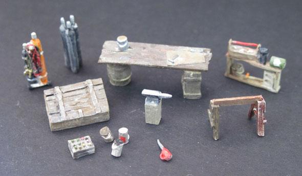 Model Railroad Fine Craft Kits By Builders In Scale Ho