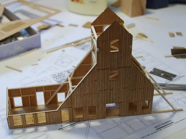 Model Railroad Fine Craft Kits by Builders In Scale - Home Page