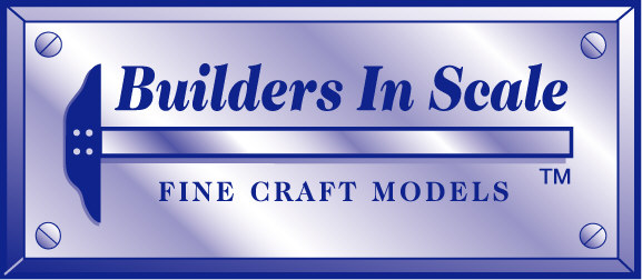 Model Railroad Fine Craft Kits by Builders In Scale - O Scale Detail