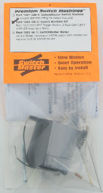 Switchmaster HO//N Scale Switch Machine ~ NEW OLD STOCK